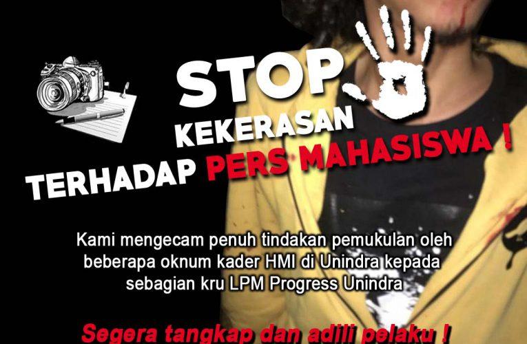 Pernyataan Sikap LPM Suprema: Tindakan Oknum Kader HMI FTMIPA Unindra Langgar Prinsip Kebebasan Pers