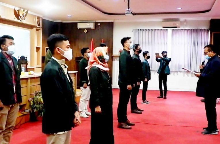 Pelantikan Ormawa Fakultas Hukum Unissula